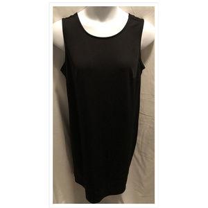 Size 16 I.N. Studio Dress Slinky Black